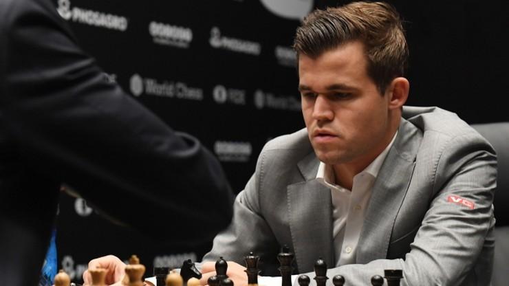 Arcymistrz Carlsen: Gram tak dobrze, bo... przestałem pić