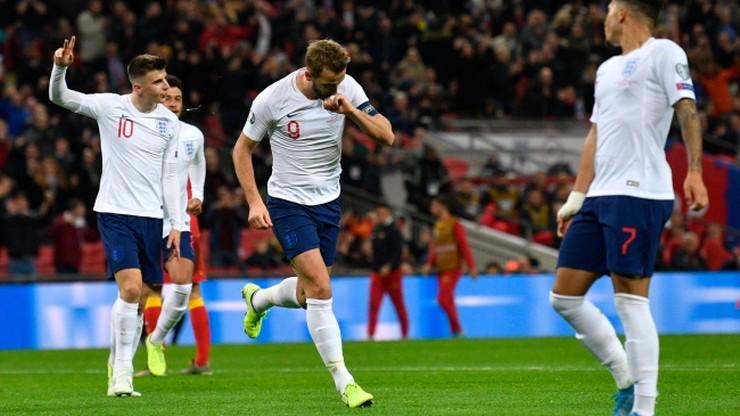 El. Euro 2020: Kanonada na wagę awansu! 7:0 dla Anglii