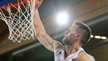 Euroliga koszykarzy: Mateusz Ponitka znów w roli głównej. Kolejna wygrana Zenita