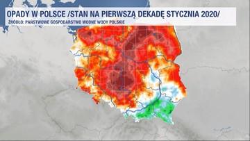 Trzy miesiące niemal bez deszczu. Susza zagraża lasom
