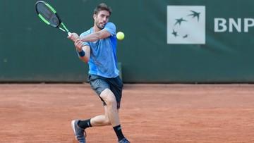 Hiszpański tenisista zdyskwalifikowany na osiem lat