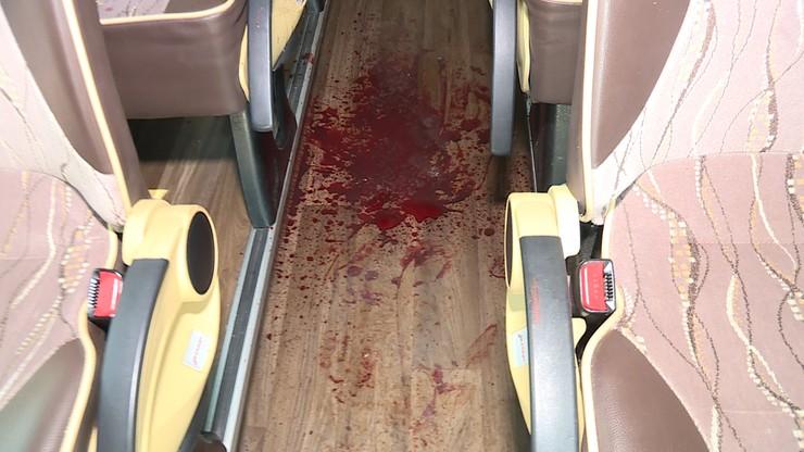 Krosno: zatrzymano podejrzanego o atak nożem na kierowcę autobusu