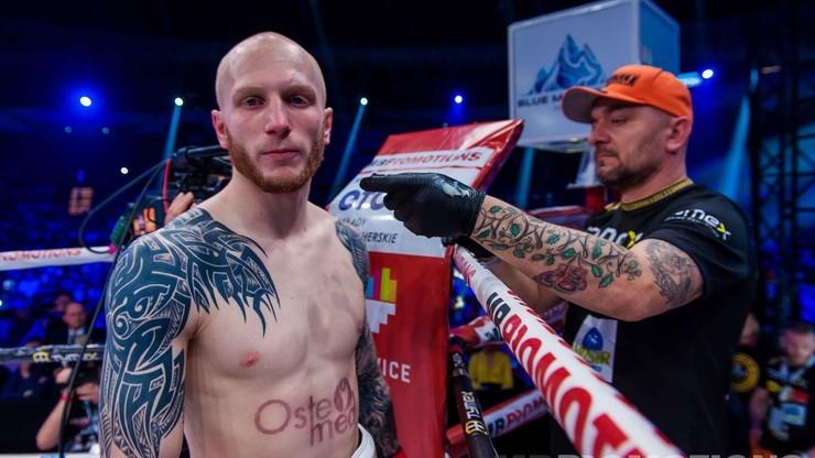 Parzęczewski: Mogłem przyjąć walki z Biwołem i Kowaliowem za dużą kasę