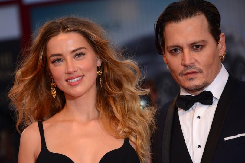 Małżeństwo Amber Heard i Johnny'ego Deppa trwało półtora roku