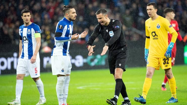 Sędziował w Lidze Mistrzów i na Euro 2012. Właśnie trafił do aresztu