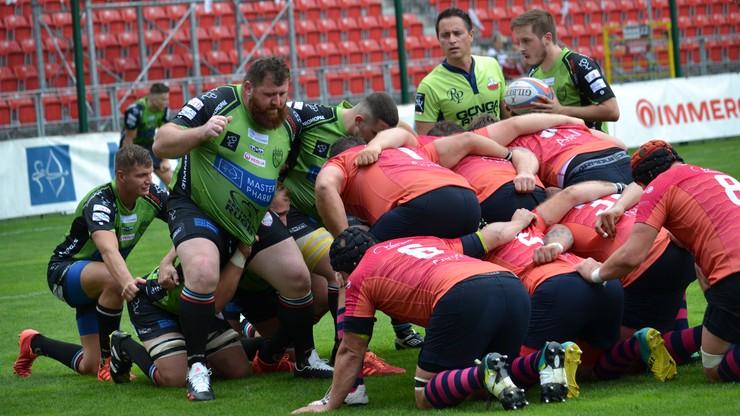 Ekstraliga Rugby. Awenta – Master Pharm czyli starcie rannych niedźwiedzi