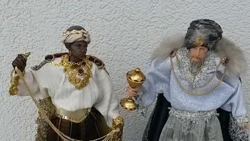 """Niemcy: ukradli figurki z szopek. """"Jeden król na Lesbos, drugi w ośrodku detencyjnym w Deggendorfie"""""""