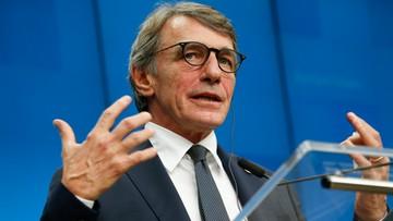 Przewodniczący Parlamentu Europejskiego za odłożeniem brexitu