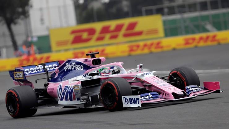 Formuła 1: Aston Martin zamiast Racing Point