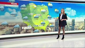 Prognoza pogody - sobota, 31 października