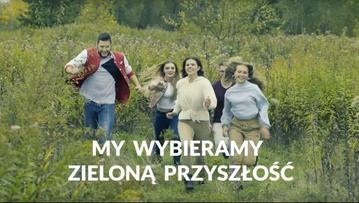 """""""My wybieramy zieloną przyszłość"""". Nowy spot wyborczy PSL-Koalicji Polskiej"""