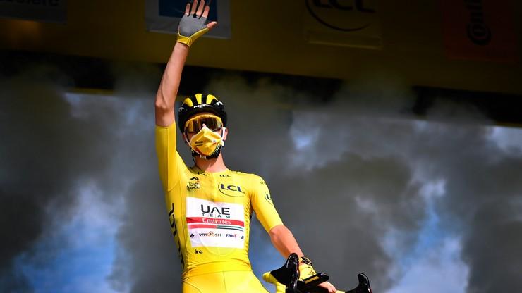 Tour de France: Triumf Tadeja Pogacara