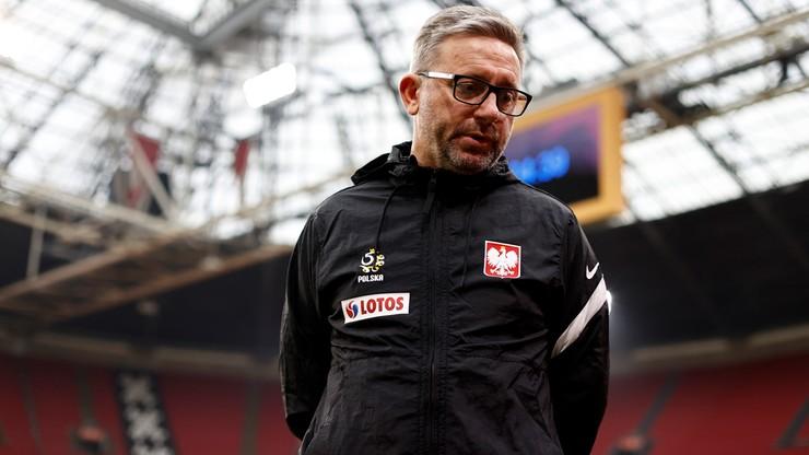 Jerzy Brzęczek: Ciężko będzie zastąpić Roberta, ale mamy dwóch świetnych napastników