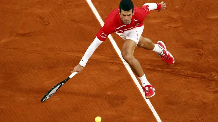 Ranking ATP: Djokovic nadal liderem po porażce z Nadalem