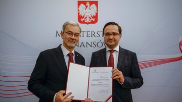 Mariusz Golecki nowym Rzecznikiem Finansowym