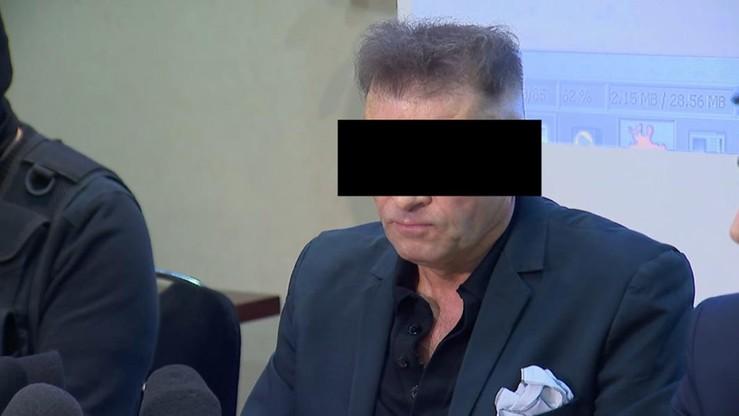 Były detektyw Krzysztof R. stanie przed sądem