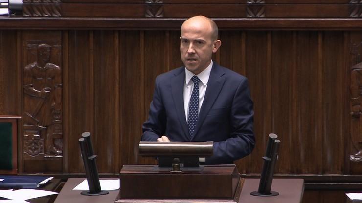 """""""Spraw wewnętrznych nie komentuję za pośrednictwem mediów"""". Budka reaguje na słowa Schetyny"""