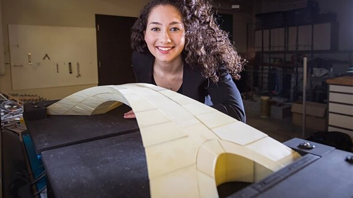 Naukowcy MIT wydrukowali w 3D replikę niezwykłego mostu Leonarda da Vinci