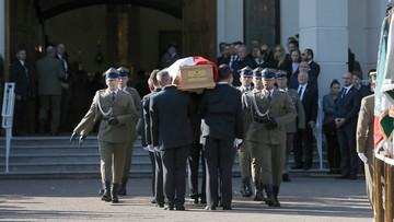 """Pogrzeb Jana Szyszki. """"Odszedł w walce"""""""