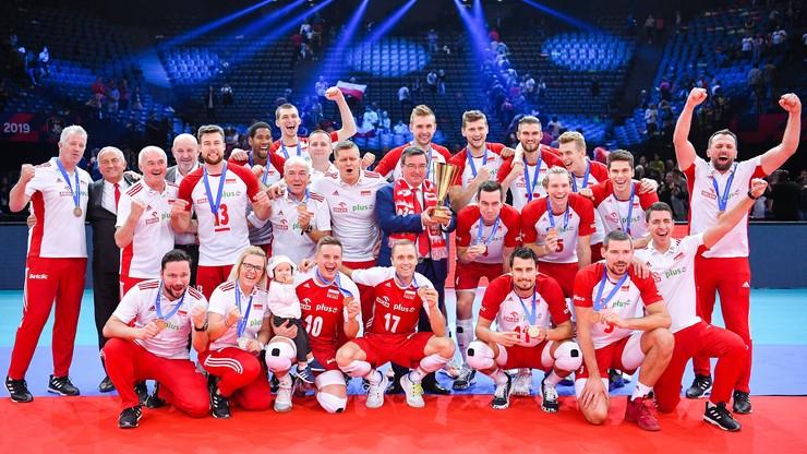 Trzy medale i japońska lalka! Znakomity sezon polskich siatkarzy