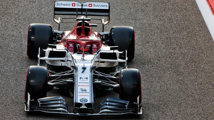 F1: Alfa Romeo i Mercedes zaprezentowały bolidy
