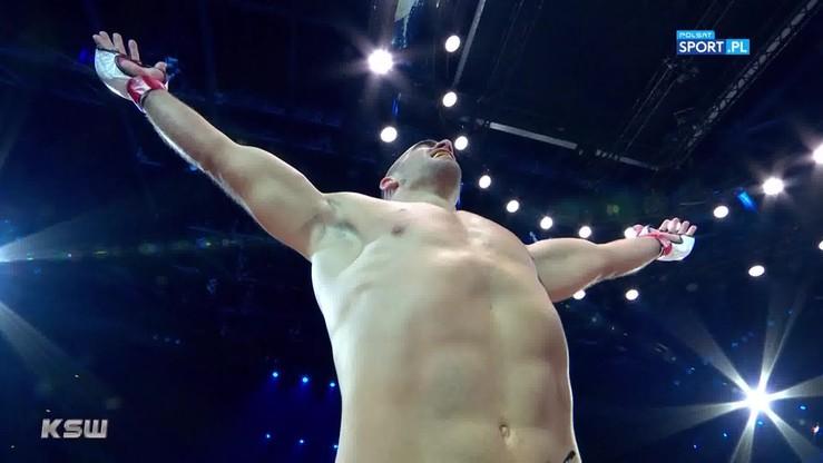2019-11-09 Ivan Erslan - Darwin Rodriguez. Skrót walki