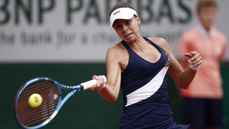WTA w Hobart: Linette przegrała w pierwszej rundzie debla