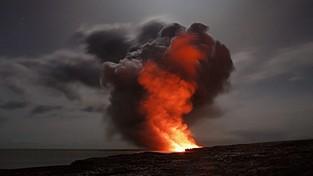 28.01.2020 09:00 Budzi się wulkan, który drzemał od niemal tysiąca lat. Zaledwie 40 kilometrów od stolicy Islandii