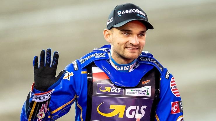Bartosz Zmarzlik mistrzem świata w jeździe na żużlu