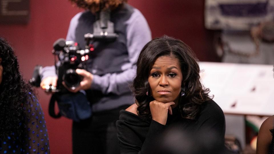 Michelle Obama zasługuje na więcej niż wyreżyserowane show