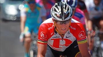 Armstrong opowiedział, kiedy zaczął brać doping