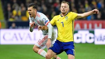 El. Euro 2020: Awans Hiszpanii po wymęczonym remisie ze Szwecją