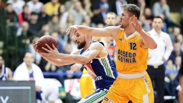 Energa Basket Liga: Witliński wraca do Gdyni