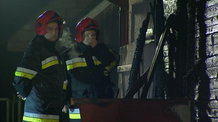 Tragiczny pożar w Małopolsce. Zginęły trzy osoby