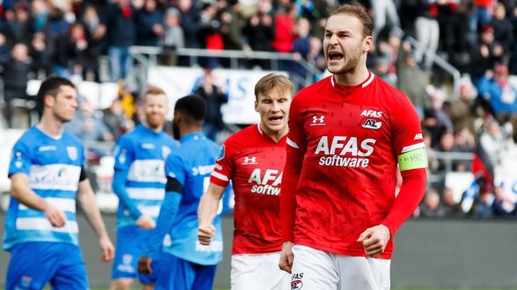 Liga Mistrzów: AZ Alkmaar chciałby zająć miejsce Ajaksu w fazie grupowej