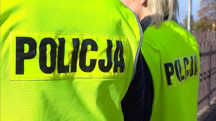 Inowrocław: policjant użył paralizatora. 24-latek zmarł