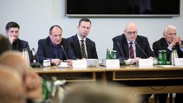 """""""Okrągły stół"""" ws. sądownictwa w Sejmie. Bez przedstawicieli PiS"""