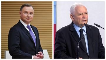 """Duda wiedział o planach Kaczyńskiego? """"Konsultacji z prezydentem nie było"""""""