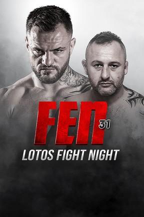 2020-11-22 Gala FEN 31: LOTOS Fight Night w Cyfrowym Polsacie i IPLI