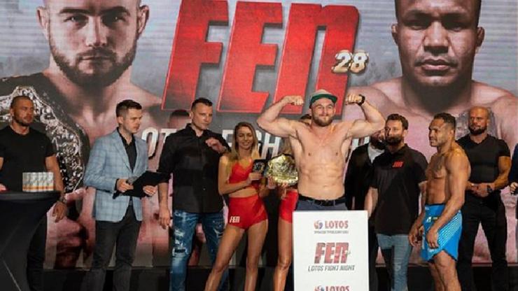 Rębecki: Kontrakt z UFC miał być już podpisany