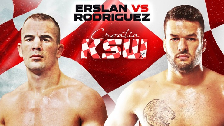 KSW 51: Erslan - Rodriguez w karcie walk