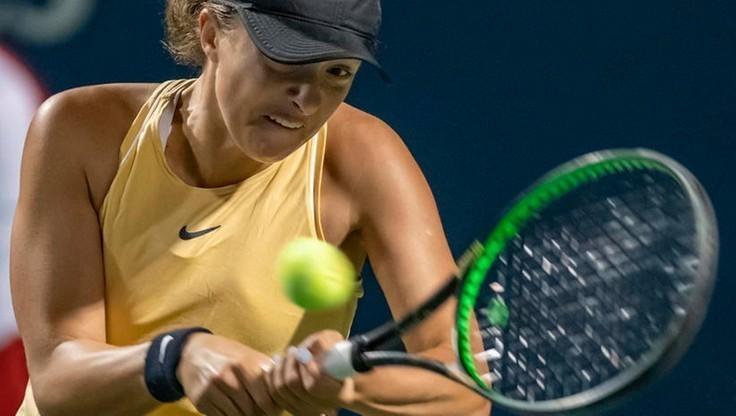 US Open: Iga Świątek odpadła w trzeciej rundzie
