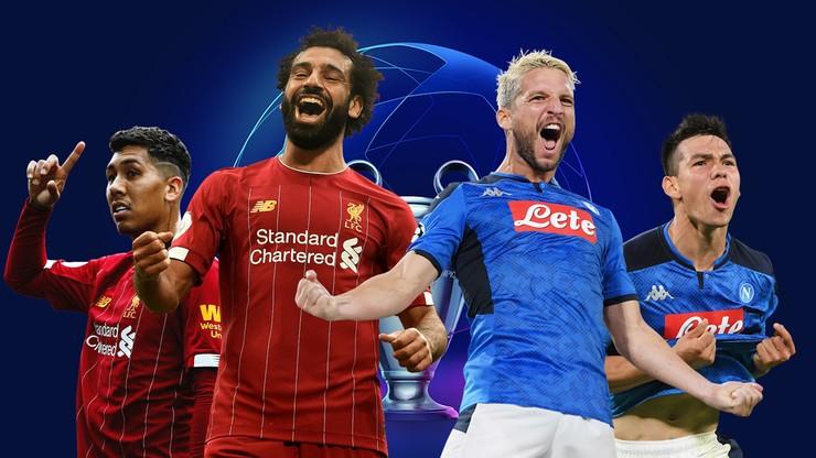 LM: FC Liverpool - SSC Napoli. Relacja i wynik na żywo