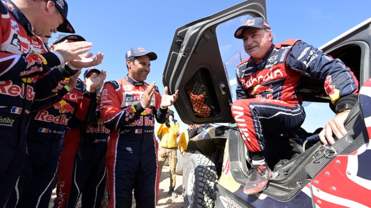 Rajd Dakar: Trzeci w karierze końcowy triumf Sainza