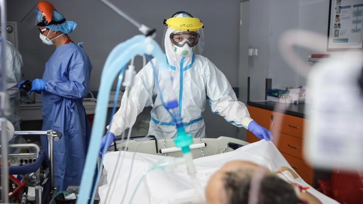 Nowe przypadki koronawirusa. Dane ministerstwa, poniedziałek 12 października