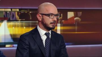 """""""Koledzy z PiS idą dalej niż autorzy stanu wojennego. Usuwają sędziów"""""""