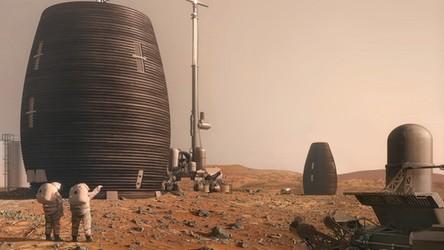 Oto Marsha, technologia, która powoli nam budować pierwsze osady na Czerwonej Planecie
