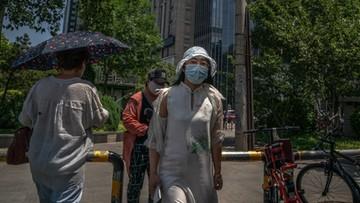 Nowe ognisko koronawirusa w Chinach. Najwyższy przyrost zakażeń od kwietnia