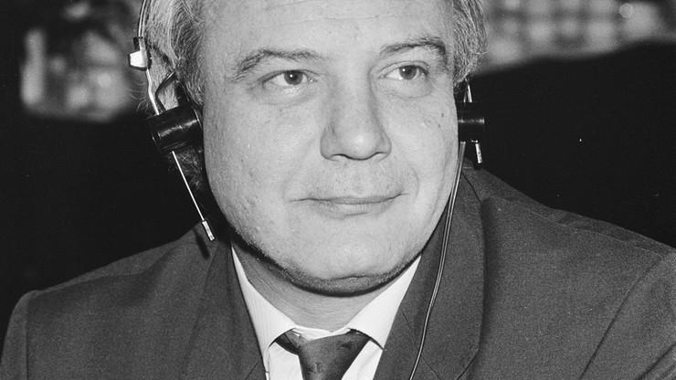 """Zmarł rosyjski pisarz i dysydent Władimir Bukowski. """"Odszedł duchowy przewodnik"""""""