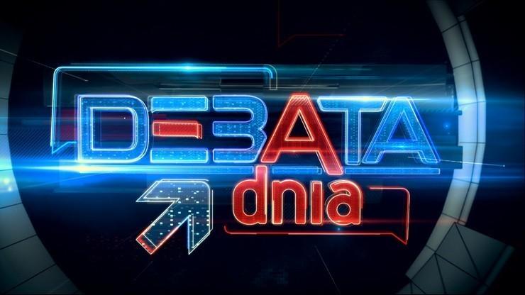 """""""Debata Dnia"""": Bortniczuk, Czarnek, Urbaniak, Rozenek i Paszyk"""